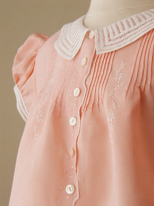 Antique Vintage and Vintage Style Baby Clothes and Clothing