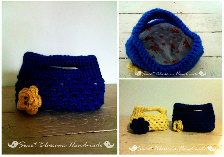 Crochet Clutch based off this pattern http://www.tangledhappy.com/2011/04/spring-inspired-boutique-bags.html