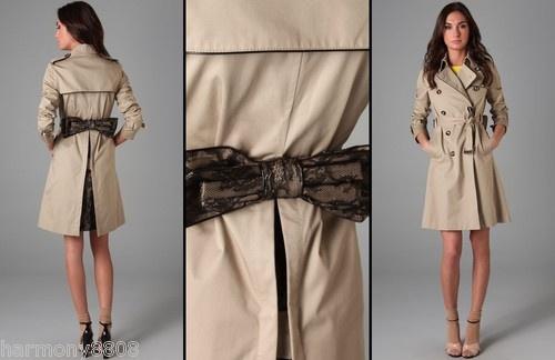 valentino lace coat