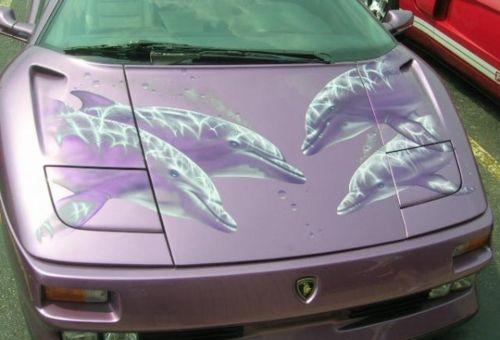 Seapunk car