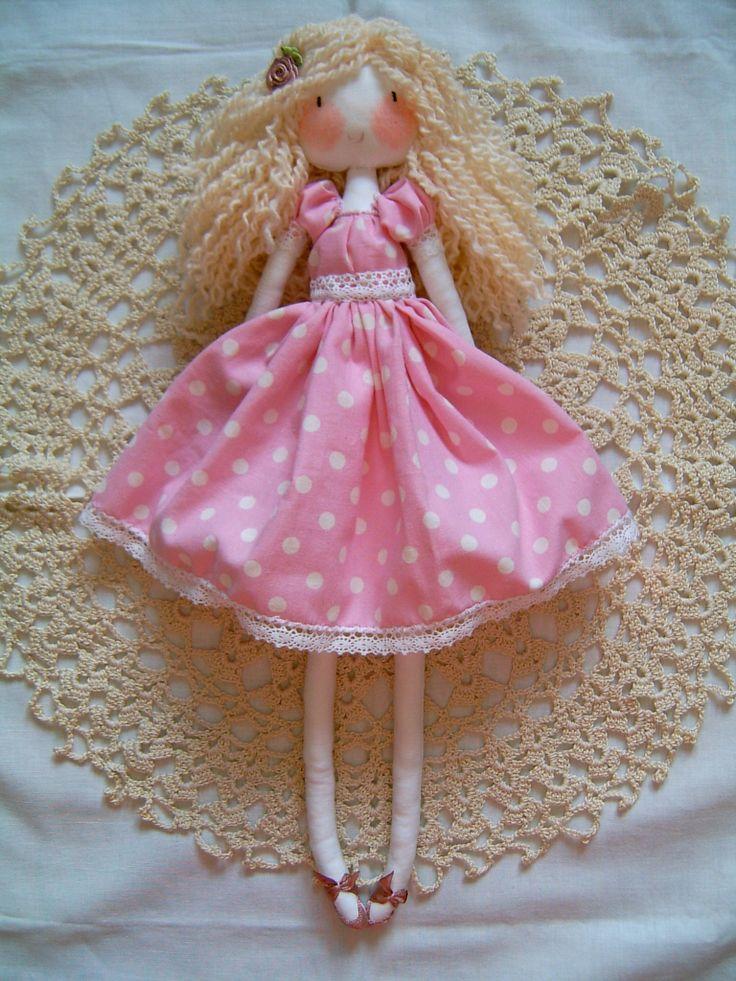Урожай кукла.