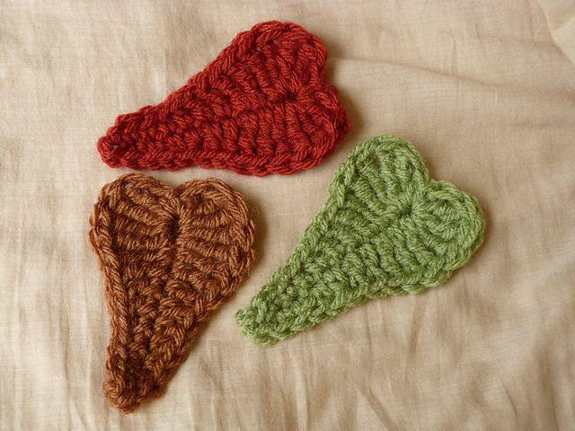 Free Crochet Fern Leaf Pattern : fern leaves free pattern Crochet Flowers Pinterest