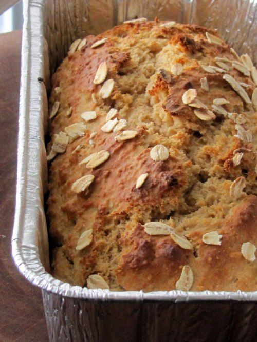 Quick honey oat bread | Yum! | Pinterest