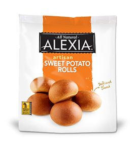 Review: Alexia's Sweet Potato Rolls with Apple Maple Turkey Sliders ...
