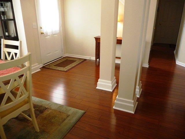 Laminate flooring for bathroom use - Peruvian Mahogany Pergo Xp Google Search