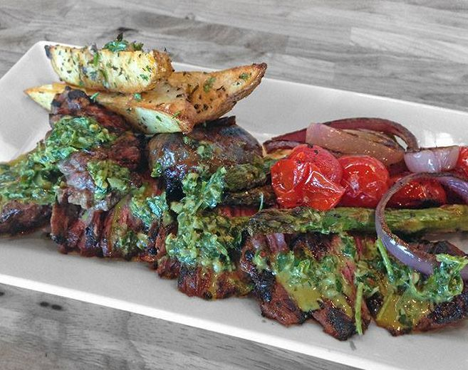 Grilled Marinated Hanger Steak Recipes — Dishmaps