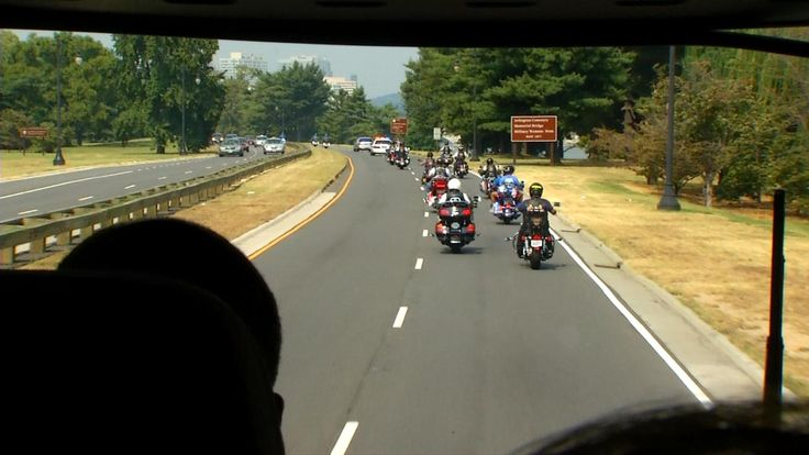 memorial day washington dc bikers