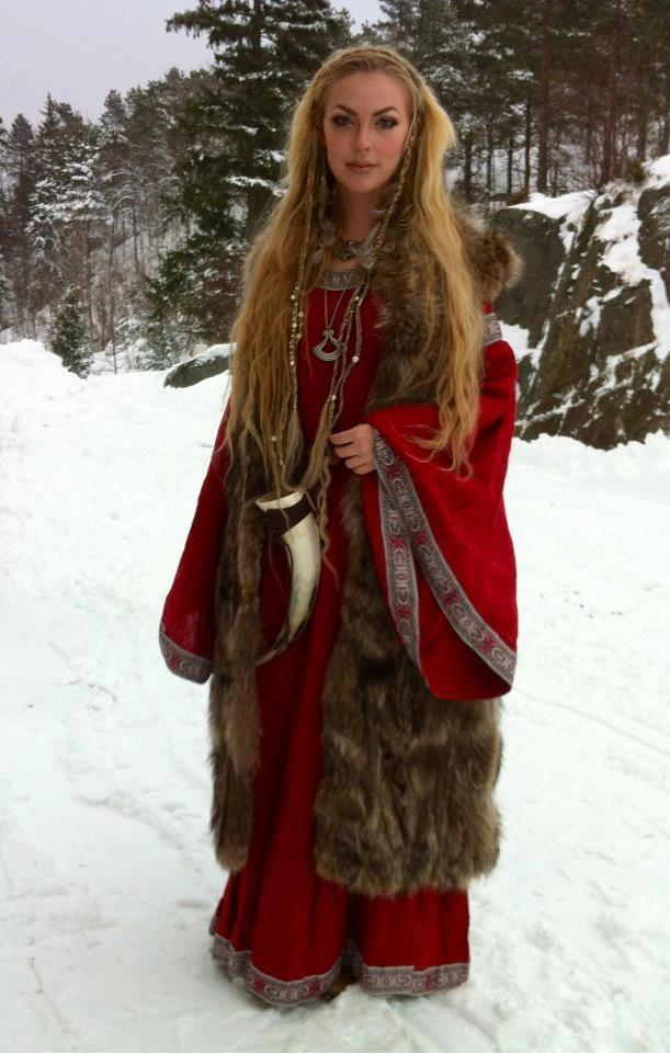 Viking Celtic Woman