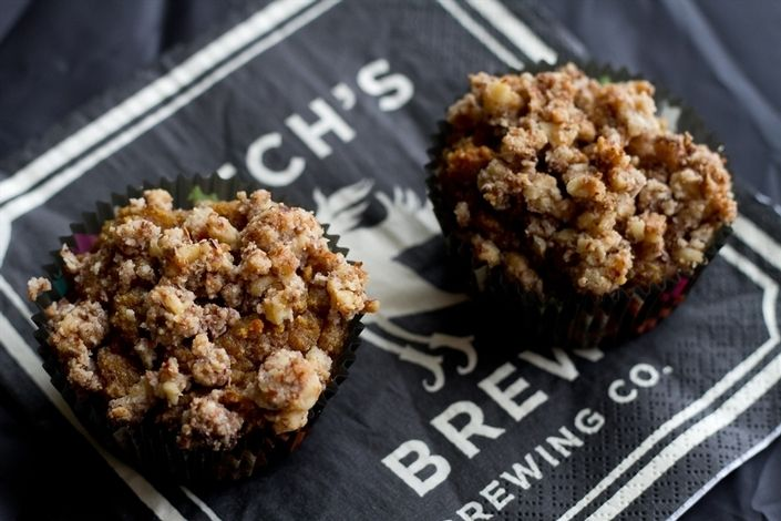 Gluten-Free Pumpkin Streusel Muffins - A high energy treat utilizing ...