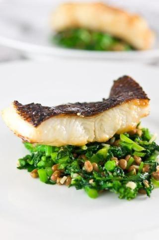 Miso glazed cod-- one of my favorites! #japanese food