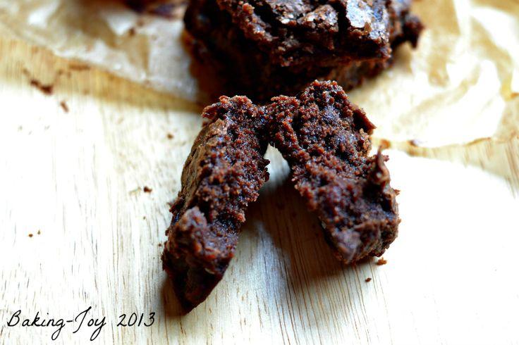 Chocolate orange brownies   Brownies/Squares   Pinterest