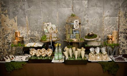 Dessert Table-Is this heaven?