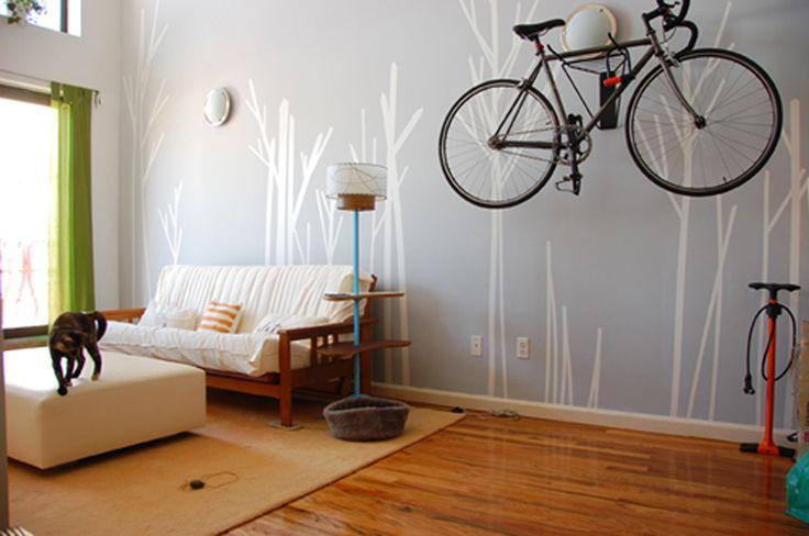 decoration murale masking tape accueil design et mobilier. Black Bedroom Furniture Sets. Home Design Ideas