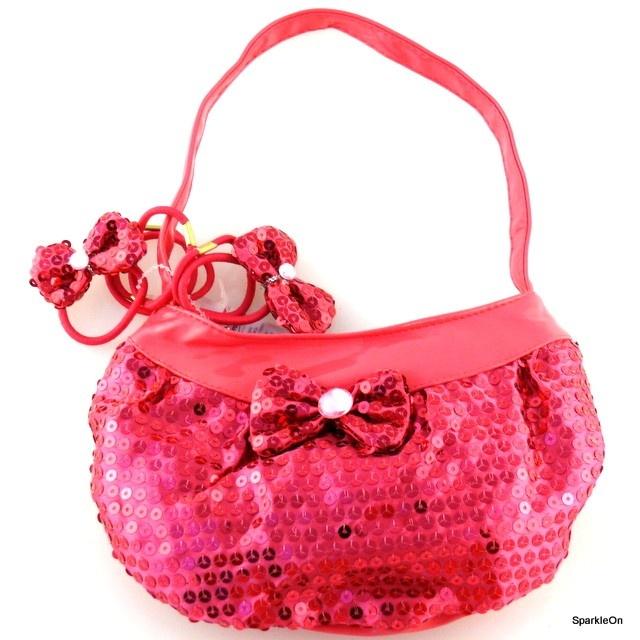 ... Purse w/Accessories, $9.99 (http://www.sparkleon.biz/sequin-hobo-purse
