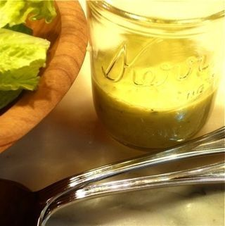 Cleopatra Dressing (a lighter Caesar Salad dressing) - - Lighter and ...