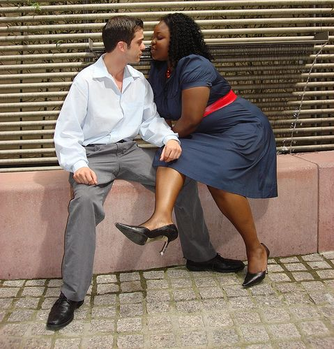 Big women dating services