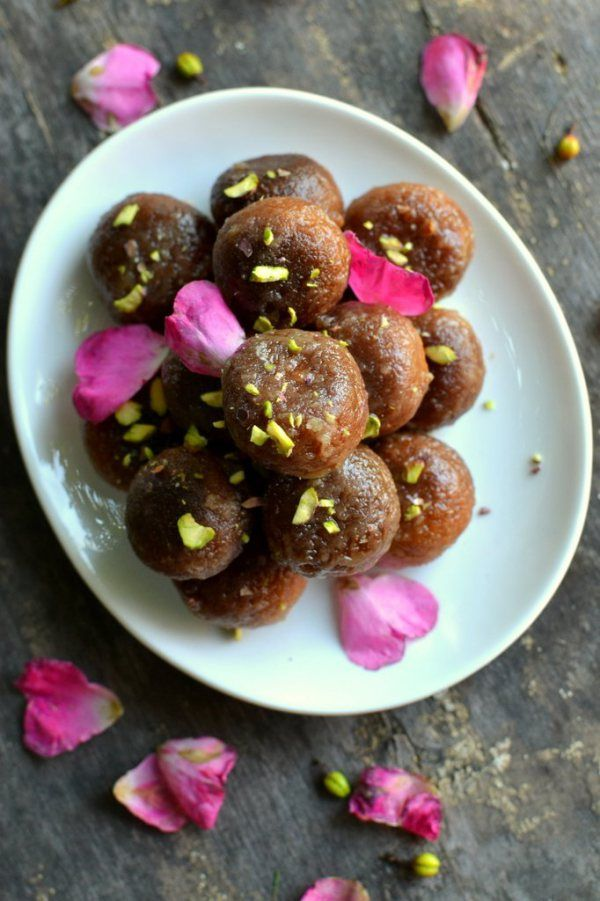jamun indian syrup soaked donut holes recipe yummly donuts or donuts ...