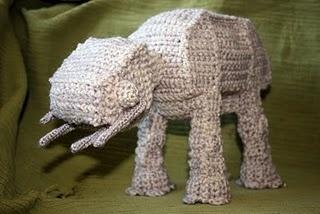Crochet At-At