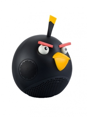 Black bird speaker – per ipod iphone e ipad
