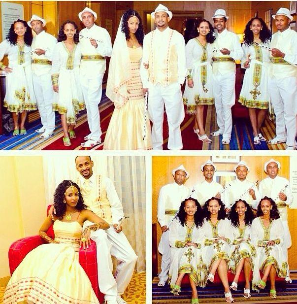 Via habeshabrides eritrean style pinterest for Ethiopian traditional wedding dress 2017