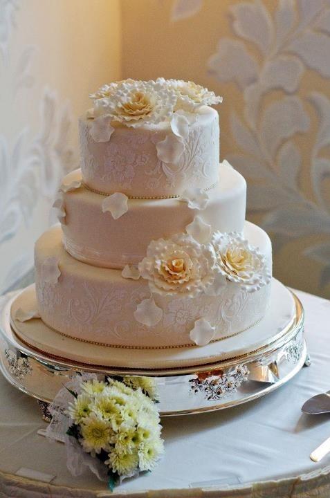 Wedding Cake Wedding Pinterest