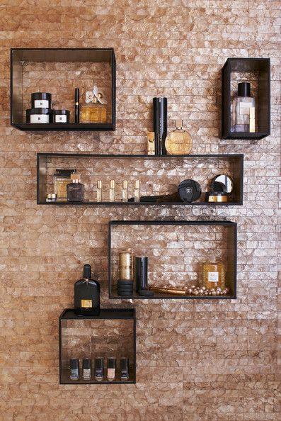 nail salon wall ideas