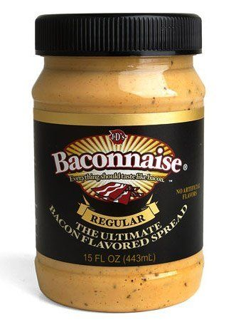 Bacon Mayonnaise | Randomness/Funny Things | Pinterest