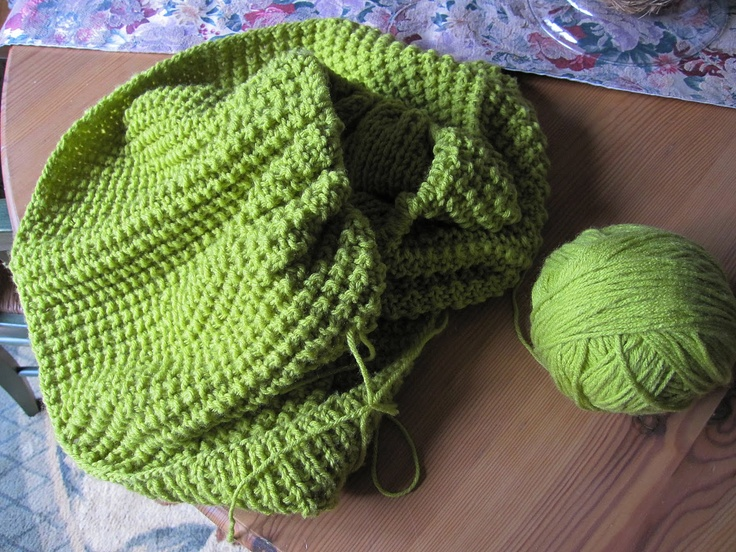 Knitted Infinity Scarf Pattern Pinterest : Infinity Scarf Pattern knitting Pinterest