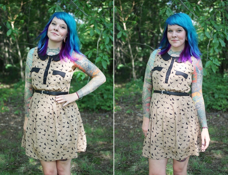 This dress is adorable!