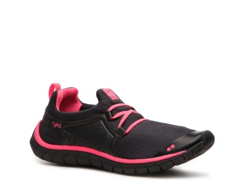 she how this running thing works out. Ryka Desire Slip-On Running Shoe