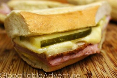 Cuban (Hot Pressed Pork Sandwich) | Recipe