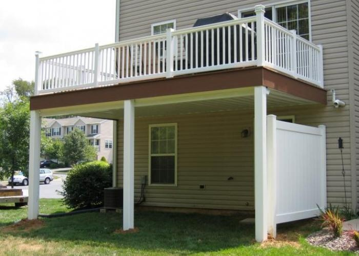 Townhouse Backyard Decks : Townhouse Backyard Decks  2017  2018 Best Cars Reviews