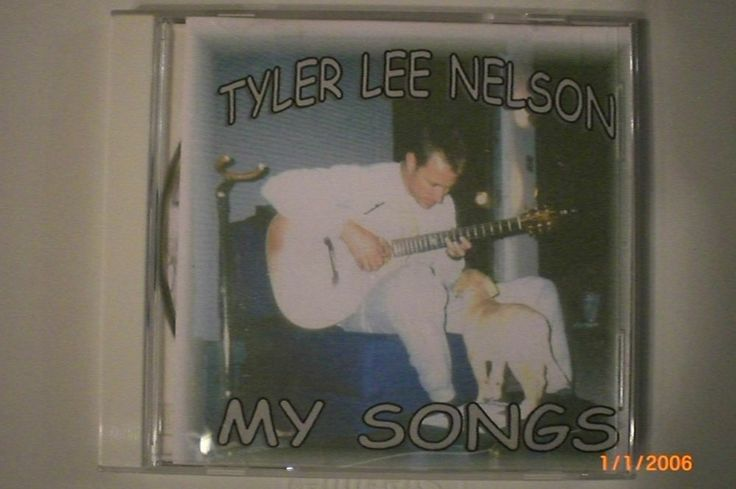 Pop tyler lee nelson country music cd album my songs 2000 for Classic house tracks 2000