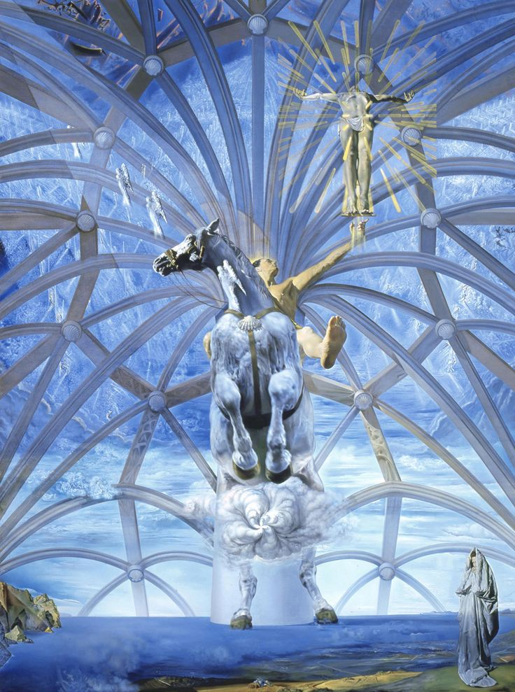 Pin by v art gallery on paintings religious pinterest for El salvador dali