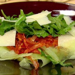 Melon Carpaccio | Recipes | Pinterest