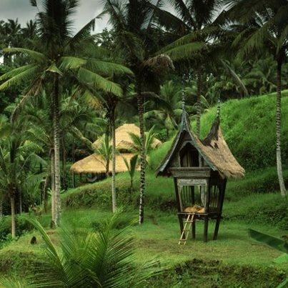 gambar kampung pedesaan - pemandanganoce
