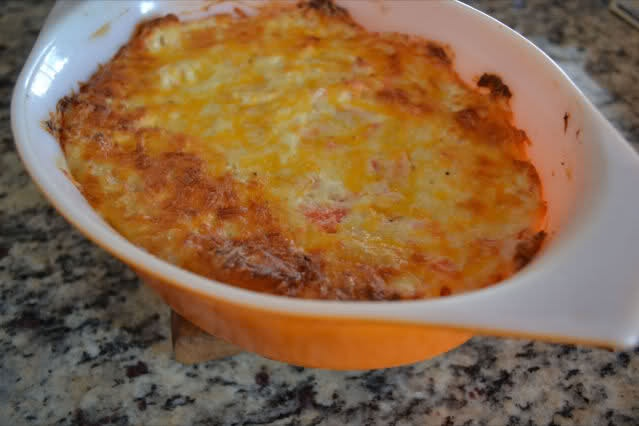The Rookie Chef: Hot Crab Dip Appetizer
