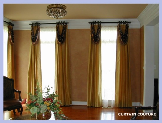 Elegant Window Treatments Pinterest