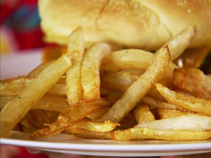 Perfect French Fries Recipe : Ree Drummond : Food Network ...