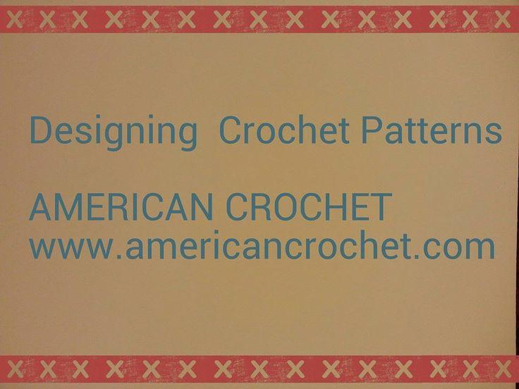 Crochet Stitches American Vs English : Pin by American Crochet on American Crochet Tutorials Pinterest