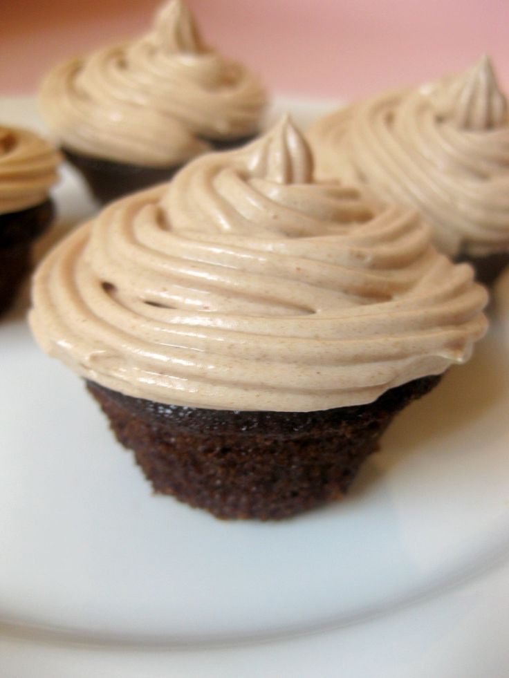 Chocolate Espresso Cupcakes!! | Time to EAT! | Pinterest