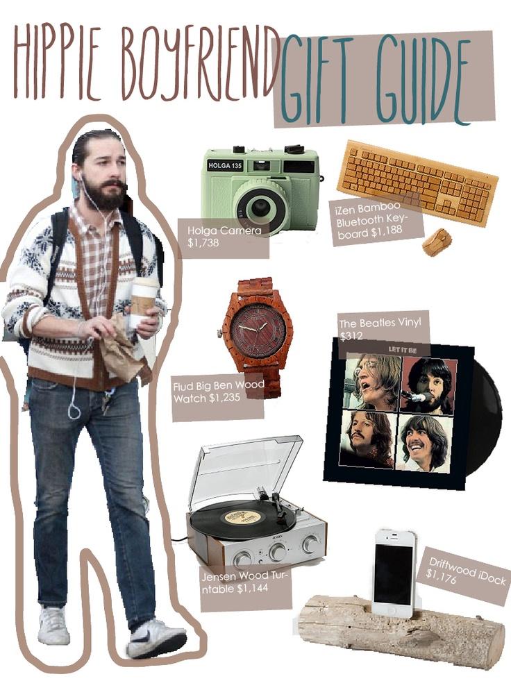 Gift ideas for boyfriend hippie