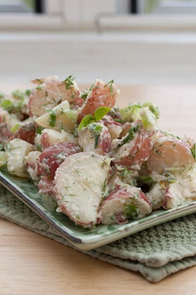 basil creamy lemon basil potato salad the pioneer woman creamy lemon ...