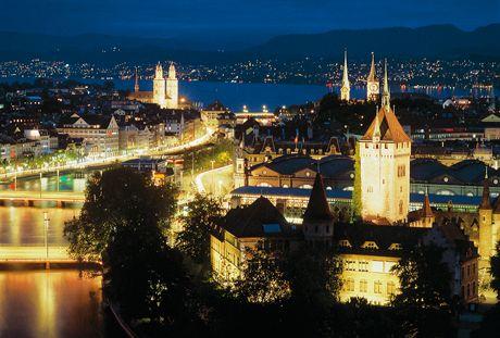 Zurich...my pied a terre