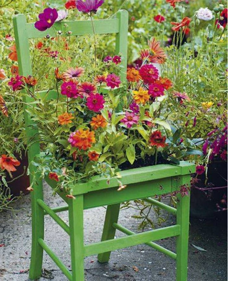 creative small flower garden plans greenery pinterest