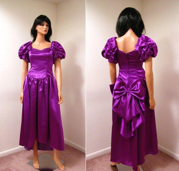 80 S Prom Dress Random Faves Pinterest