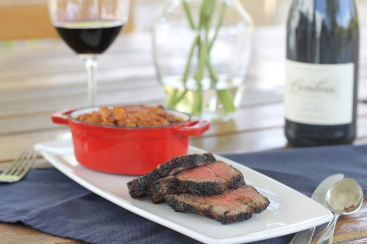 Santa Maria style BBQ Tri-Tip | Food for Ash to make me | Pinterest