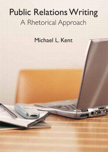 Public Relations essay publication