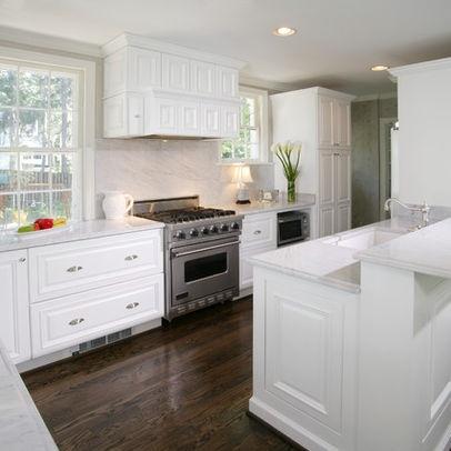 All white kitchen kitchens pinterest - All about kitchens ...