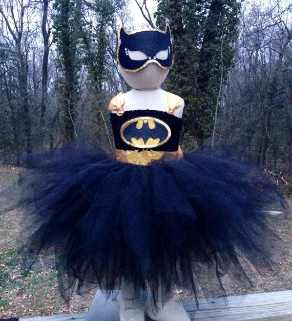 Diy batgirl costume with tutu - photo#13